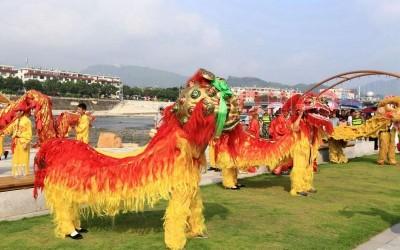 成都南方地区舞狮为何很受欢迎
