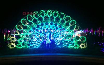 江西灯光节制作供应 景区夜游项目咨询