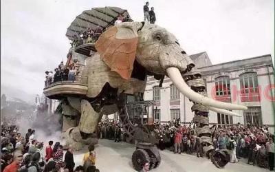 资中机械大象出租电话 巡游大象出租